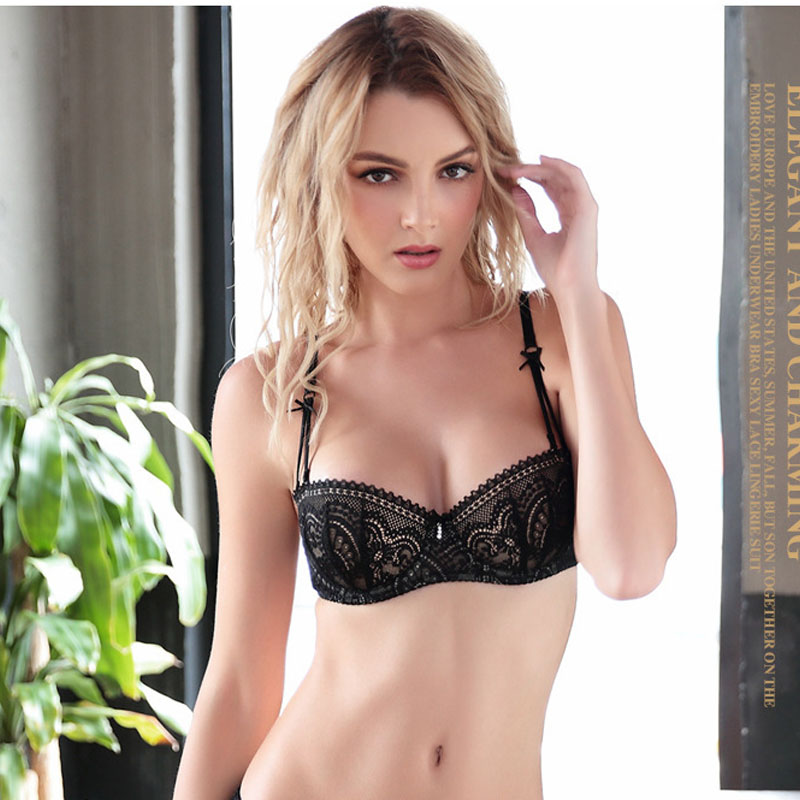 Europe and the United States girls sexy lace ultra thin ...