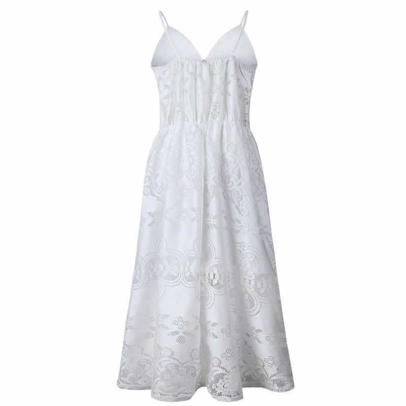 981861920 vestidos verano 2018 moda vestido de festa vestidos mujer ropa vestidos  largos de verano casual blanco vestidos tallas grandes mujer vestidos plus  ...