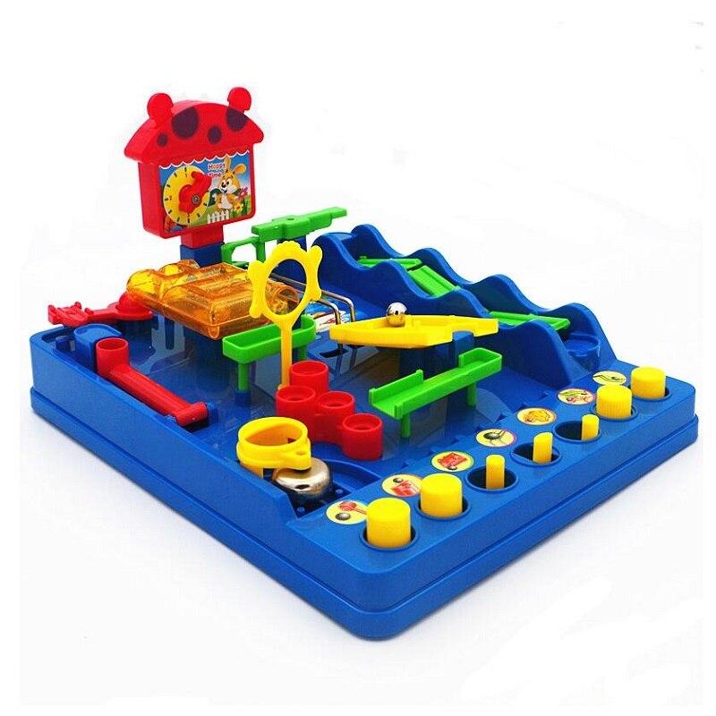 Balle en acier courir jouets de jeu de logique pour les garçons et les filles de 6 ans et plus exercice main-oeil coordination jouets meilleur cadeau pour les enfants enfants