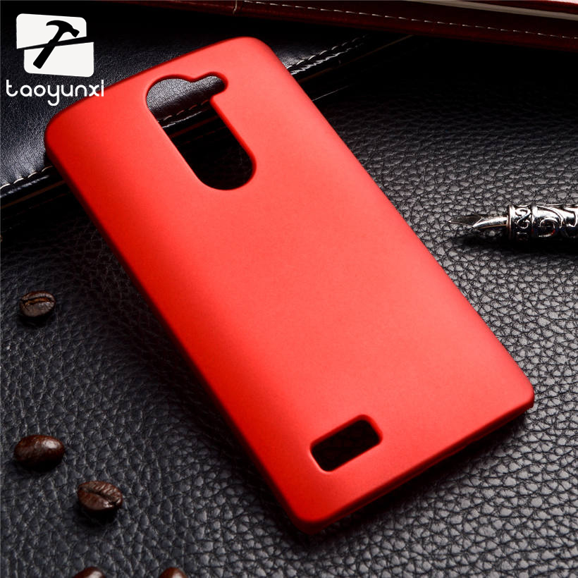 TAOYUNXI Rubber Matte Phone Cases For <font><b>LG</b></font> Bello 2 II Prime II X170f <font><b>LG</b></font> <font><b>Max</b></font> <font><b>X155</b></font> 5.0 inch Cases Shell hard plastic covers skin image