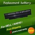 Jigu batería del ordenador portátil para dell inspiron 13r 14r 15r 17r m411r M5010 N3010 N3110 N4010 N4110 N5010 N5030 N5110 N7010 N7110 M501