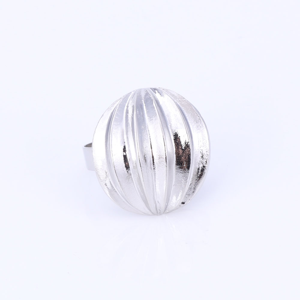 Dubai Jewelry Set Ball Pendant Necklace Earrings Bracelet Ring Silver Color Jewelry Set Women's Wedding Accessories 6