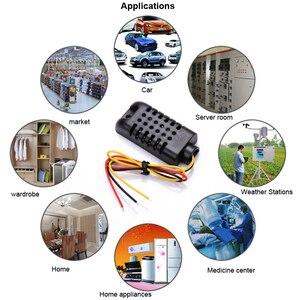 Image 5 - 温度湿度センサーデジタル検出器 AM2301 モジュールで作業することができ gsm sms のコントローラ警告 RTU5023/S270/S271/s272