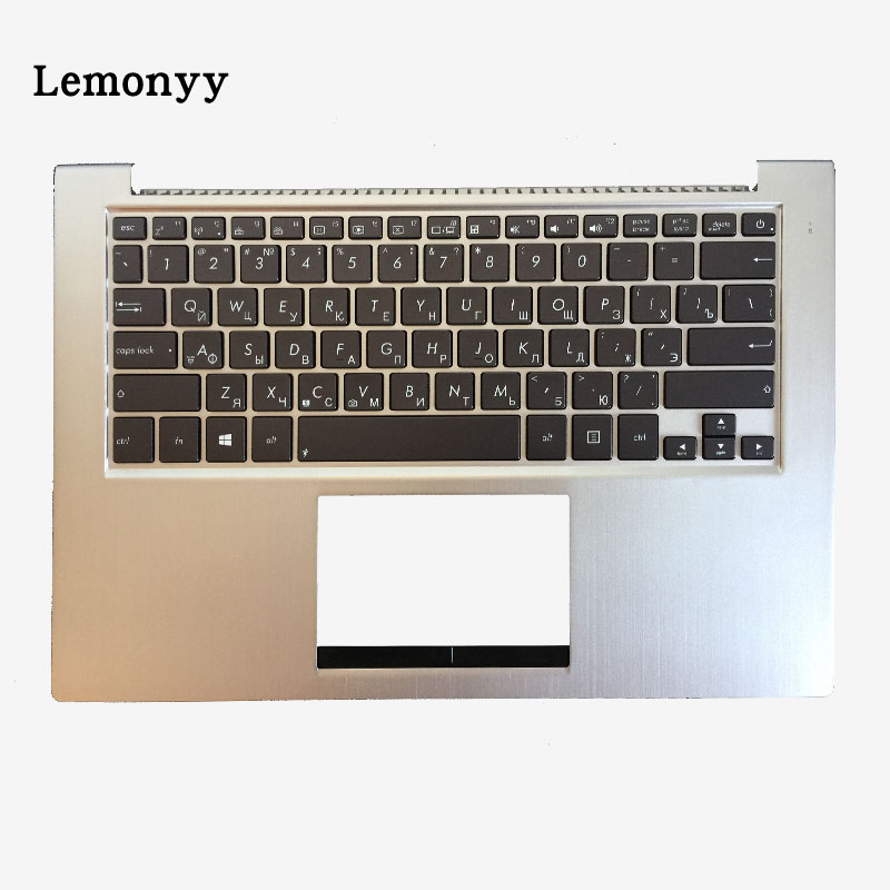 Russian Keyboard for ASUS UX32 UX32A UX32E UX32V BX32 UX32VD RU laptop keyboad Palmrest Cover With backlight le chic часы le chic cl1455g коллекция les sentiments