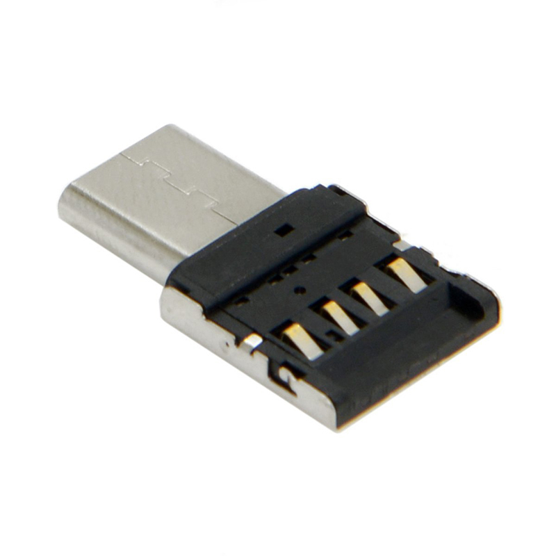 New Type-C USB-C To USB 2.0 OTG Adapter For Xiaomi Mi A1 Samsung Galaxy S8 Plus Oneplus 5T Macbook Pro Type C OTG Converter