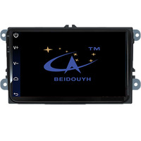 BEIDOUYH CVD9804 9 Inch Car DVD Player GPS Navigation With Touch Screen Bluetooth WiFi Mirror Link