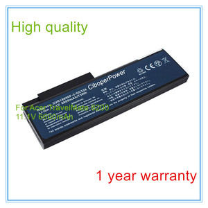 High quality Battery 7800mAh  5000 8200 3UR18650F 3 QC228 LC.BTP01.015|Laptop Batteries|Computer & Office -