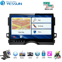 YESSUN Car Android Multimedia Player For Toyota Mark X 2009~2018 GPS Navigation Big Screen Mirror Link AUTO Radio Bluetooth