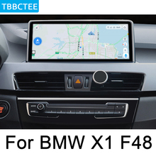 For BMW X1 F48 2016~2017 NBT Car Android original style GPS Navigation Map Auto radio stereo multimedia player DSP touch screen gps navigation auto radio multimedia player for bmw x1 f48 2016 2017 nbt system 10 25 ips screen android 8 1 px6 vehichle navi