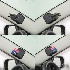 Автомобильные аксессуары, органайзер для очков, коробка для хранения для Citroen Picasso C1 C2 C3 C4 C4L C5 DS3 DS4 DS5 DS6 Elysee C-Quatre