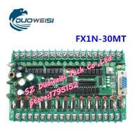 PLC IPC board microcontroller control board PLC FX1N-30MT FX1N 30MT