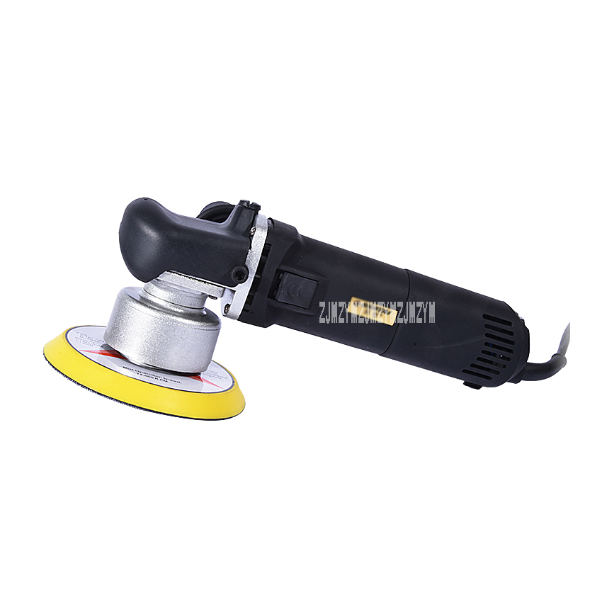 150mm readout random orbital dual action car polisher buffer 220v Dual shock waxing machine polishing machine 2000-4200R/MIN big throw 21mm constant speed dual action random orbital polisher buffer 700w electric auto car polishing machine eccentric