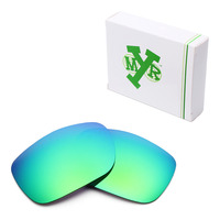 Mryok POLARIZED Replacement Lenses for Oakley Two Face Sunglasses Emerald Green