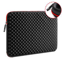 WIWU 17.3 inch Laptop Bag Case for Macbook Pro 17 Waterproof Laptop Sleeve for Macbook Pro 13 Case Computer Notebook Bag 17.3