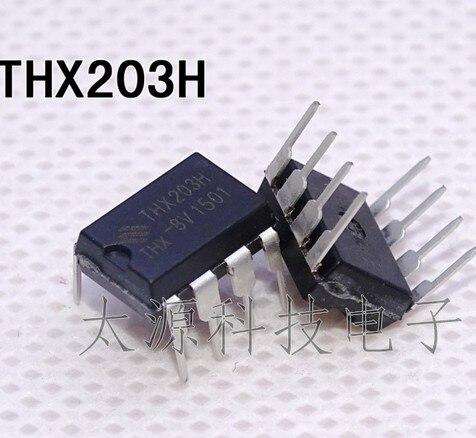 10pcs/lot THX203H DIP8 THX203H-7V THX203 In Stock