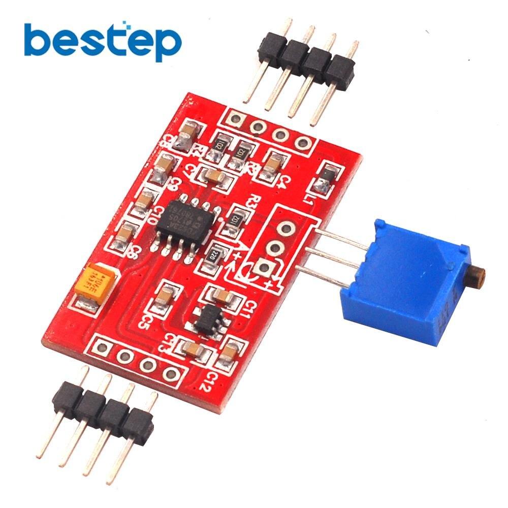 Millivolt/Microvolt Voltage Amplifier Signal Amplifier AD623/AD620 Instrumentation Amplifier Module AI20Millivolt/Microvolt Voltage Amplifier Signal Amplifier AD623/AD620 Instrumentation Amplifier Module AI20