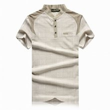 2016 New Arrival Summer Chinese Element Men Polos Brand Clothing Homme Polo Ralphmen Short Sleeve Male Shirt Off White,UMA056