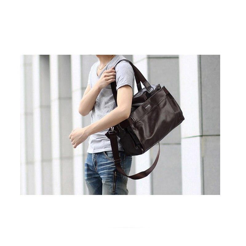 do homensageiro dos homens marrom Tipo de Ítem : Messenger Bags