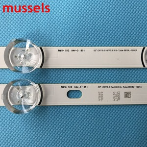 """Image 3 - LED Rétro Éclairage Pour LG 55 """"TV Dorigine T550HVF04.2 NC550DUE VCCP1 55LB580V LC550DUE FG A1 A2 A3 A4 A5 A6 M1 M2 M3 M4 P1 P2 HC550DUN"""