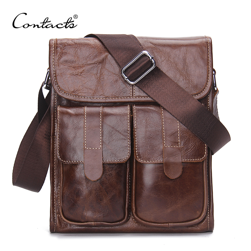 CONTACT'S Genuine Leather Men bs
