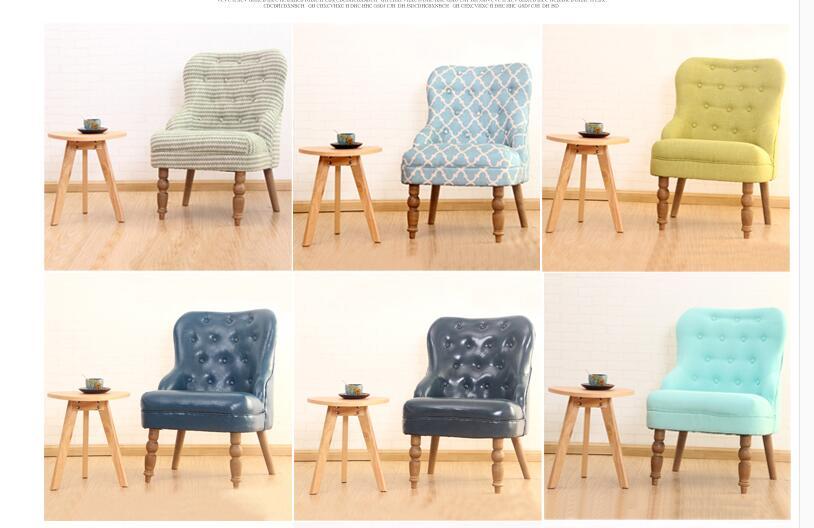 American Sofa Chair. Scandinavian Sofa