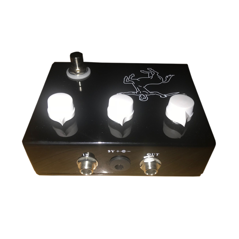7 Color Klon Overdrive Pedals Aluminum Box Guitar Pedal With Ture Bypass Over Drive Effects Pedals image