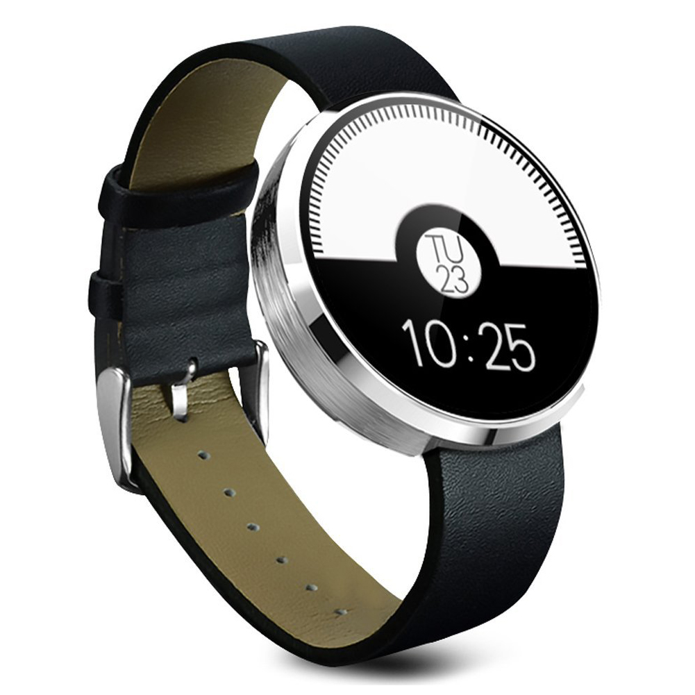 Top Deals DM360 Bluetooth Smart Watch Cell Phone Watch for Samsung iphone Android iOS Phone with camera silver top brand smart watch camera 1 2 inch tft capacitive touch screen shaking bluetooth heartrate for ios apple phone android phone