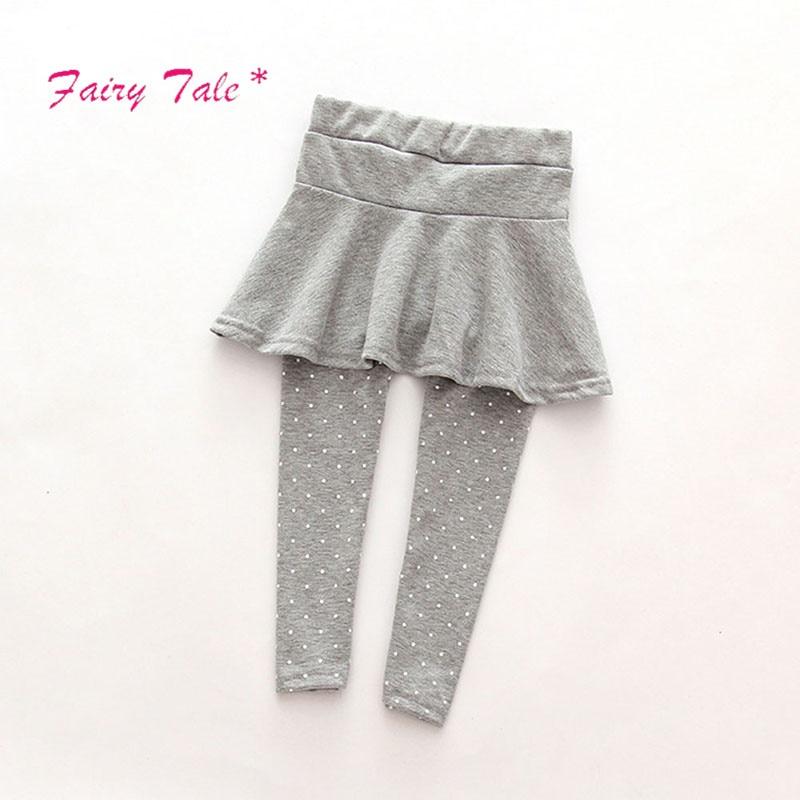 81b2cf0cd € 3.29 19% de DESCUENTO|Aliexpress.com: Comprar Marca Baby Girl Leggings  falda Pantalones pastel niños niña invierno cálido Leggings niños \ ...