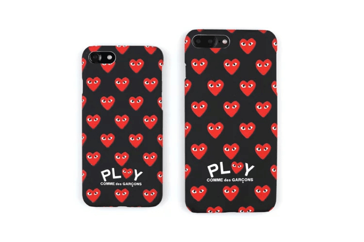 68fa10ee6ebf94 Fashion Trend CDG PLAY Comme des Garcons eyes Fluorescence Hard PC ...