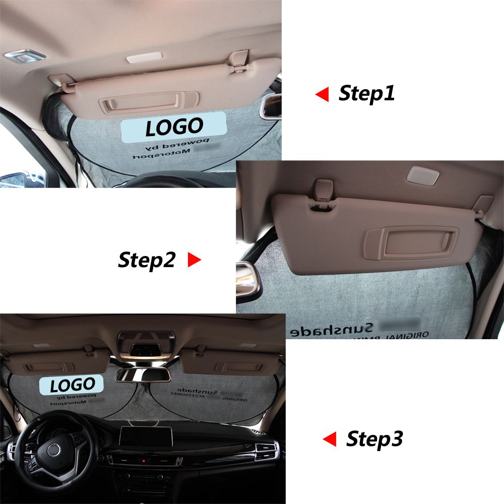 BROSHOO Car Windscreen Sunshade Front Window Sun Shade Windshield Visor  Cover For Lexus RX400H IS250 RX300 ES350 LS460L RX350 -in Windshield  Sunshades from ... 48f945394ea