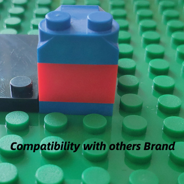 Classic Base Plates Plastic Bricks Legoing City Building Blocks Construction Toys 32*32 Dots 2