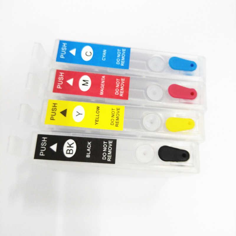 Einkshop 29XL T29 için doldurulabilir mürekkep kartuşu Epson T2991-T2994 İfade ev XP-235 XP-245 XP-335 XP-342 XP-432 ARC çip