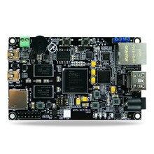 Z turn arm cortex a9 + xilinx ZYNQ 7010 fpga placa de desenvolvimento xilinx xc7z010 io placa de interface placa de circuito placa de demonstração