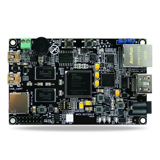 Z turn bras Cortex A9 + XILINX ZYNQ 7010 carte de développement FPGA Xilinx XC7Z010 IO carte dinterface carte de démonstration