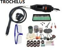 Trochilus Dremel 180W Electric Tool Multi Function Rotary Variable Speed Mini Grinder DIY Creative Mini Drill