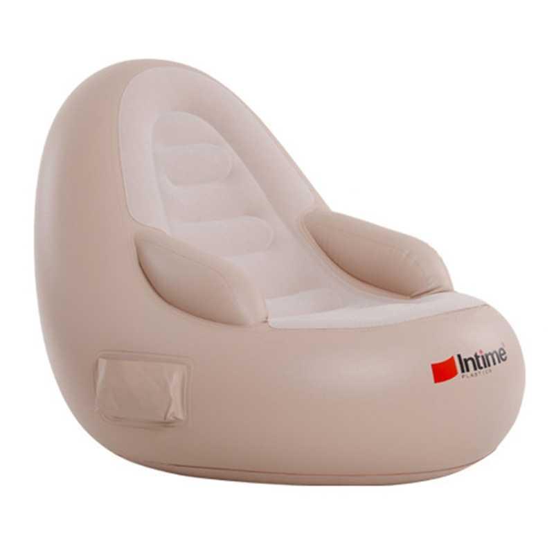 Cadeira inflável Sala Poltrona Sala Sofá Inflável Adultos Crianças Lendo Relaxar Espreguiçadeira Saco de Feijão Sala de estar Sofás