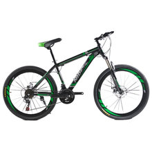 Mountain Bike MTB Bicycle 26 Inch 21Speed Dual Disc Brakes Adult Men And Women Shift Student Bicycle