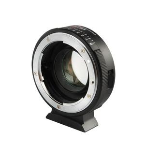Image 2 - Viltrox NF M43X odak düşürücü hız yükseltici adaptör Turbo w/diyafram Nikon Lens için M4/3 kamera GH4 GH5GK GH85GK GF7GK GX7