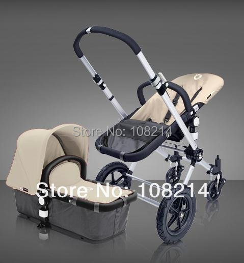 Promotion!!Bugaboo Fabric,European Style Baby Strollers,Bugaboo Cameleon Pram Pushchair,Many Quantities in Stock,Free Shipping