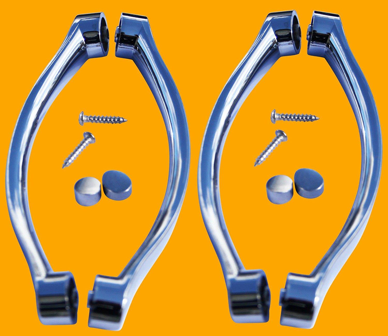 popular shower door handles replacement buy cheap shower door polished replacement chromed shower bath door handle knob arc shape 2pair just as picture show