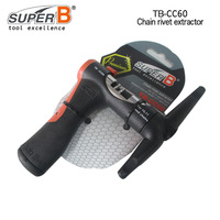 Super B TB CC60 Chain Pro Rivet Extractor 10/11 Speed Bicycle Chain Tool Bike Repair Tools Specifically designed for 10&11speed