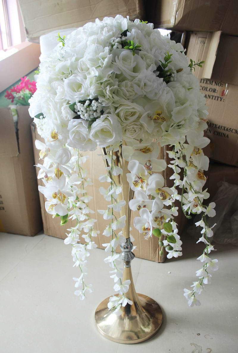Spr 50cm High Quality New Style 4pcs Lot Wedding Road Lead