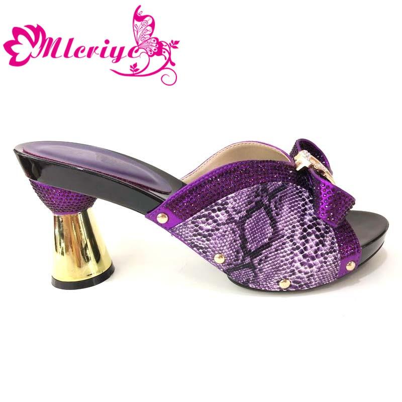 Design Verziert Damen Nigerianischen 003 Party Strass Luxus 2018 Mit Neues Schuhe F Italienische zMpqSULVGj