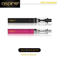 1 8 ML Capacity Aspire K2 Electronic Cigarette Vape Pen Quick Starter Kit Aspire Ego Pen