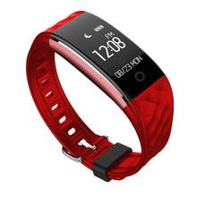 Smart watch S2 Bluetooth 4.0 Smart Wristband Band Heart Rate Monitor Sport LED Smartwatch Aug29 Professional Drop Shipping