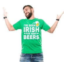 b234c14de Men t shirt Saint Patricks Day Irish tees St patricks Day Shirt St Patricks  Day Green