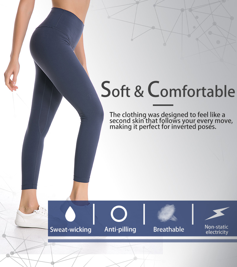 High Quality high waisted yoga leggings