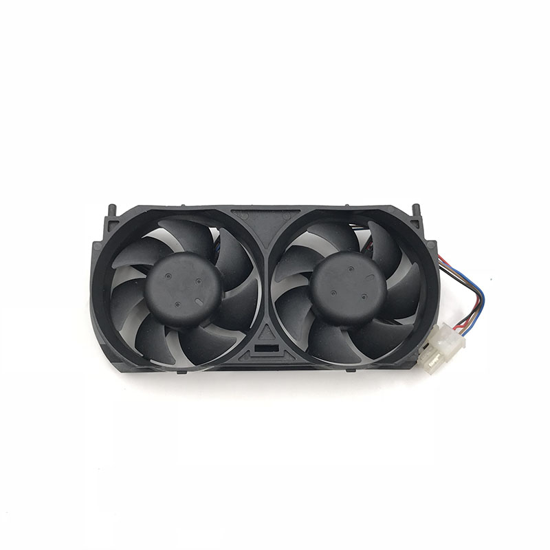 Original Plug Play Internal Cooloing Fan For Xbox 360 Fat Console Black Shell Plastic ABS Heat Sink Dissipation Fan For Xbox 360