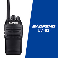 BaoFeng UV-62 talkie-walkie Portable PTT Radio 5W 128CH UHF DTMF VOX 1750Hz ton FM VOX 1800mAh UV62 CB radio Interphone(China)