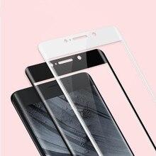 For Xiaomi Mi Note 2 glass tempered MOFi Mi Note2 glass screen protector 3D full cover Xiomi Note 2 tempered glass film 5.7 Xiam